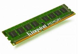 Kingston 4GB DDR3-1333MHz CL9 SR x 8 (1333 MHz)