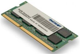 PATRIOT SO-DIMM 4GB DDR3 (1333MHz), CL9 DR (DDR3)