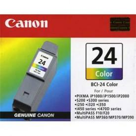 Canon BJ CARTRIDGE colour BCI-24CL (2pcs) twin (Canon)