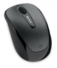 Microsoft Wrlss Mobile Mouse 3500 Black (BlueTrack)