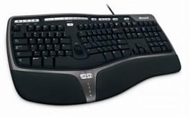 Microsoft Natural Ergo Keyboard 4000 CZ (USB)