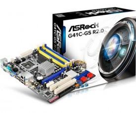 ASRock MB G41C-GS R2.0 (Socket 775)