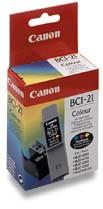 Canon BJ CARTRIDGE colour BCI-21CL (BCI21CL) (Originální)