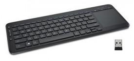 Microsoft All-in-One Media Keyboard Wireless CZ&SK (Bezdrátové)