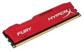 Kingston 8GB DDR3-1333MHz  HyperX Fury Red ()
